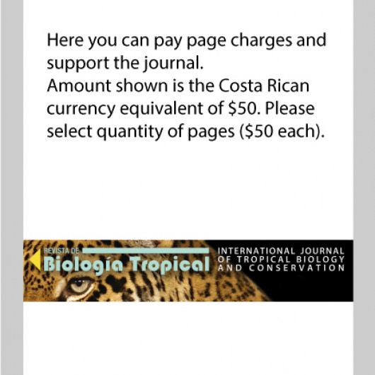 Journal of Tropical Biology
